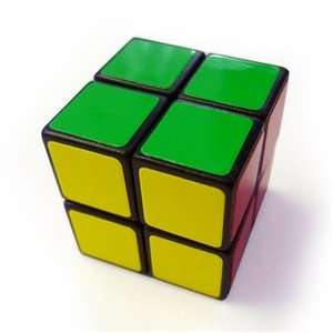 This must be really easy to do 2X2 Cube Puzzle   £1.99 plus £2.95 p&p @ findmeagift
