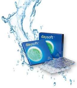 1 months of contact lenses daily disposal half price £11.98 + 50p delivery @ Daysoft
