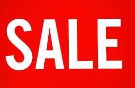 Sales In-store & Online across retailers - Currently live - Christmas Eve - Christmas Day - Boxing Day