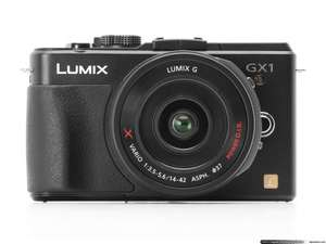 50% off Camera sale online at Tesco Direct e.g. Panasonic GX1 and lens for £150