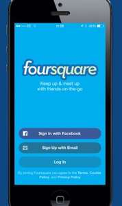 American Express® Card with Foursquare get £10 off with various Merchants .