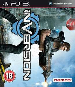 Inversion (Namco) Playstation 3 PS3 @ Amazon / Game just £5.00!