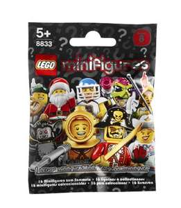 Lego Minifigures Series 8 50p instore at Tesco