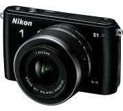 Nikon 1 S1 Digital Camera £149 @ Tesco  (possible £122.50 with code & casback)