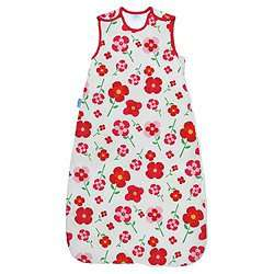 ** Grobag Baby Sleeping Bag Pretty Petals 1.0 Tog, 6-18 Months now £7 @ Tesco Direct **
