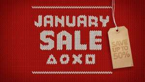 PSN Store January Sale (WWE 2k14 only 10.99!) + Ni no Kuni: Wrath of the White Witch for £6.59 (10% off for PS+)