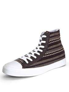 Converse Chuck Taylor All Star Native Blanket Hi Only £16 Delivered With Collect+   Also Some Vans £16/£17 Delivered @ Very.