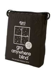 Gro Anywhere Blackout Blind £14.99 at Amazon