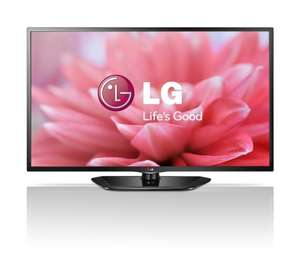 "42"" LG Full 1080p HD LED with Freeview, instore £299.99 @ Sainsburys instore"