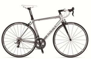 Giant TCR SL1 road bike - full Ultegra @ rutland cycles £999