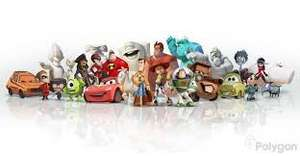 Disney Infinity Characters - Davey Jones, Barbosa, Dash & More £7.85 @Shopto from