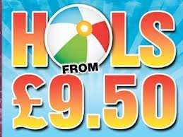 Sun Holidays Token Collection has started (4/1/14) - ALL BOOKING SITES NOW OPEN
