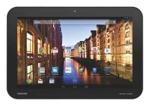 Toshiba Excite Pro 10.1-inch Tablet (NVIDIA Tegra 4 1.6GHz quad core, high-resolution 2,560x1,600 299ppi, 2GB RAM, 16GB Memory, Android 4.2 Jelly Bean) 169.99 delivered by Amazon UK