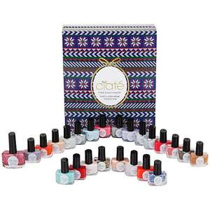 Ciaté Mini Nail Lacquer Advent Calendar Gift Set - £21 @ John Lewis