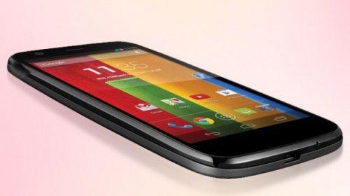 Moto G 16GB Black + free official case £118.75 @ Argos
