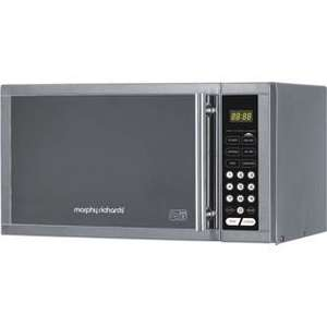 Morphy Richards 23L Stainless Steel Microwave £44.79 @ Homebase.