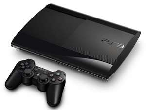 PS3 Super Slim 12GB With Battlefield 4 or FIFA 14 For £119,99 At Argos!