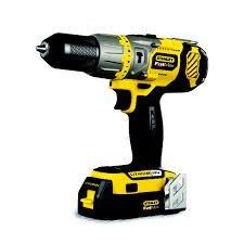 Stanley FatMax 18V Hammer Drill @ HomeBase