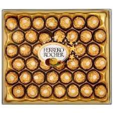 Ferrero Rocher Tray of 42 for £6.00 @ Sainsburys
