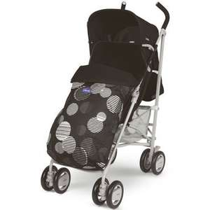 Chicco London Stroller - Hoop (Includes Footmuff) £54.99 using £5 off code + 3.15% TCB @ Babies R Us