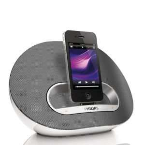 PHILIPS DS3120/05 DOCKING SPEAKER FOR IPOD/IPHONE WITH RECHARGEABLE BATTERY £29.99 @ The Hut