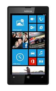 Nokia Lumia 520 Windows Phone 8 Sim Free £69.95 @ Amazon