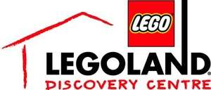 LEGOLAND® Discovery Centre Annual Pass + ticket to LEGOLAND £25