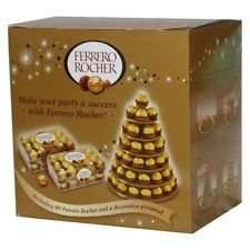 Ferrero Rocher 60  piece Pyramid Gift set reduced to £7.48 @ morrisons