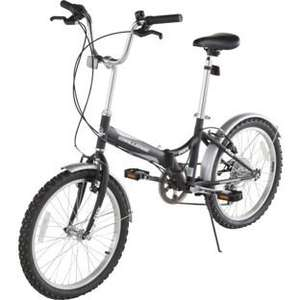 Challenge Flex 20 Inch folding Bike. Was £99.99 now £79.99+£3.95 delivery @Homebase
