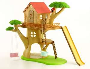 Sylvanian Families Children's Treehouse @ Amazon for £25.00 (Half Price).
