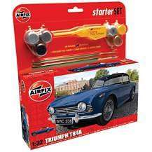 Halfords - Airfix 1:32 Aston Martin DB5 Scale Model Kit - £3