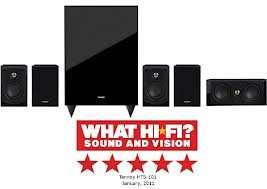 Tannoy HTS-101 - 5.1 Speaker System with 5 year warranty. £329 @ exceptional av