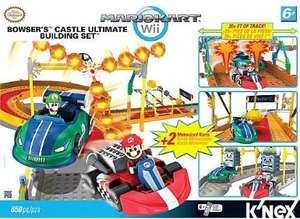 K'Nex - Mario Kart - Bowser's Castle Ultimate Building Set £41.98 @ Amazon / The Works