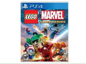 Lego Marvel Superheroes PS4 £26 @ GAME