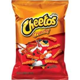 American Crunchy Cheetos, Large 8oz (226.8g) Bag £3.99 @americansweets
