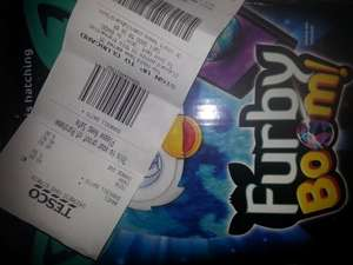 Furby boom £30 @ Tesco (instore)