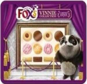 Fox's vinnies biscuit collection tin 430g £2 @ Asda Instore