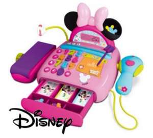 Minnie Mouse cash register £9.99 in store @ B&M