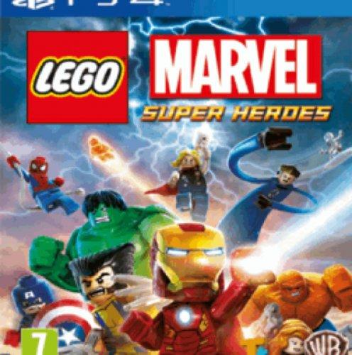 Lego Marvel Superheroes PS4 £29.99 (Argos)