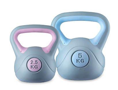 2.5kg/5kg Kettle Bell £6.99 7.5kg £7.99 @ Aldi