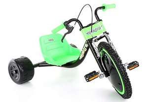 Green Elekra lightning hog trike £159 reduced to £40 @ Halfords Free Collect