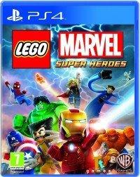Lego Marvel Super Hero £29.99 PS4 game Amazon