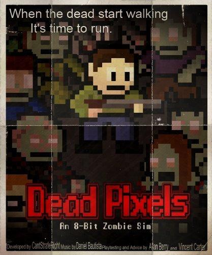 (Steam) Dead Pixels - Steam Store - 67p