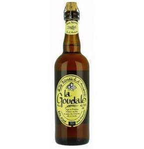 la goudale abbey beer £2.49 6% for 70cl instore aldi
