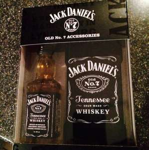 Jack Daniels gift set - 5cl whiskey and Iphone 5 case - £2.50 at Tesco instore
