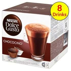Dolce Gusto pods 3 for £10 at asda