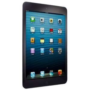 """APPLE IPAD MINI 16GB WI-FI 7.9"""" TFT MULTI-TOUCH HD RECORDING BLACK MD528B/A REFURBISHED WITH A 12 MONTH TESCO OUTLET WARRANTY £209 @ TESCO (EBAY OUTLET)"""