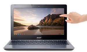 Acer Chromebook C720P (touchscreen) £260 @ Amazon France