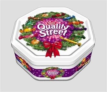 Quality Street 1.25kg £3.50 @ Tesco instore