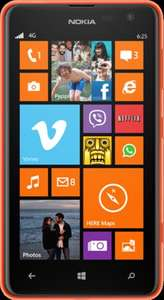 Nokia Lumia 625 on Vodafone - £13 a month, or £1.63 a month after cashback! @ Mobileshop